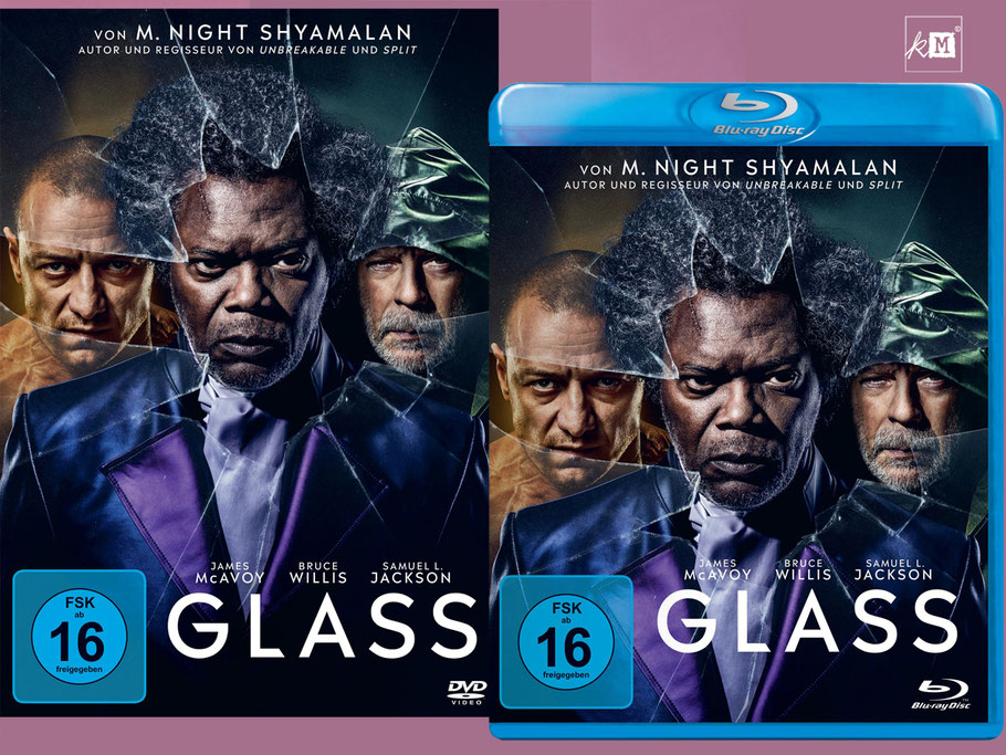 Glass_Blu-ray_M_Night_Shyamalan_Disney_kulturmaterial
