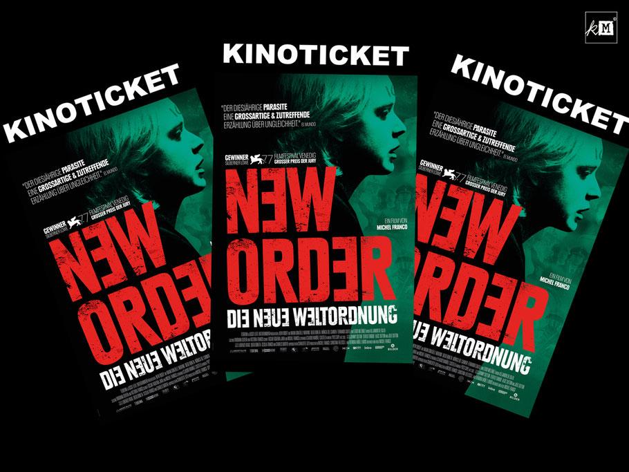 New Order kulturmaterial Gewinnspiel