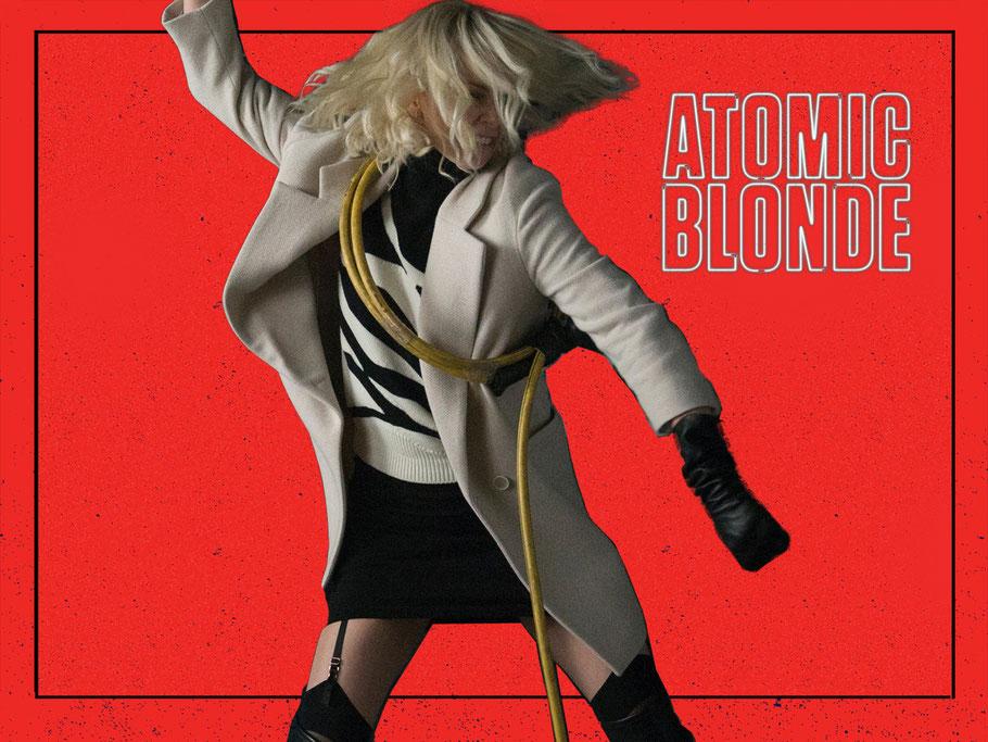 Atomic Blonde Soundtrack - Back Lot - HART - Universal - kulturmaterial