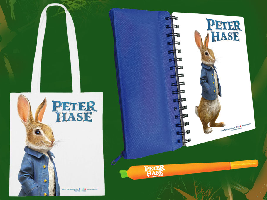 Peter Hase - Beatrix Potter - Frederick Warne & Co - Sony - kulturmaterial - Gewinnspiel