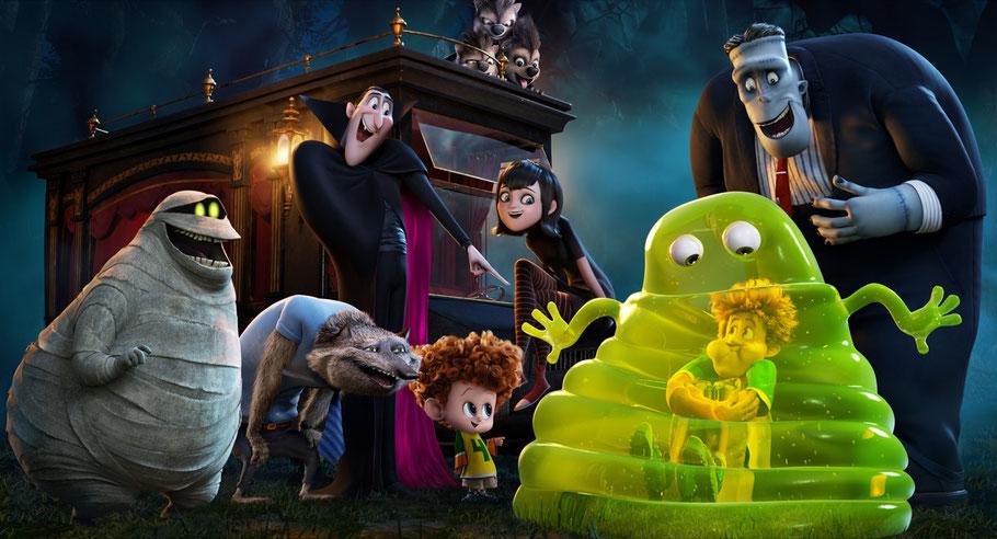 Hotel Transsilvanien 2 - Halloween - Sony - kulturmaterial