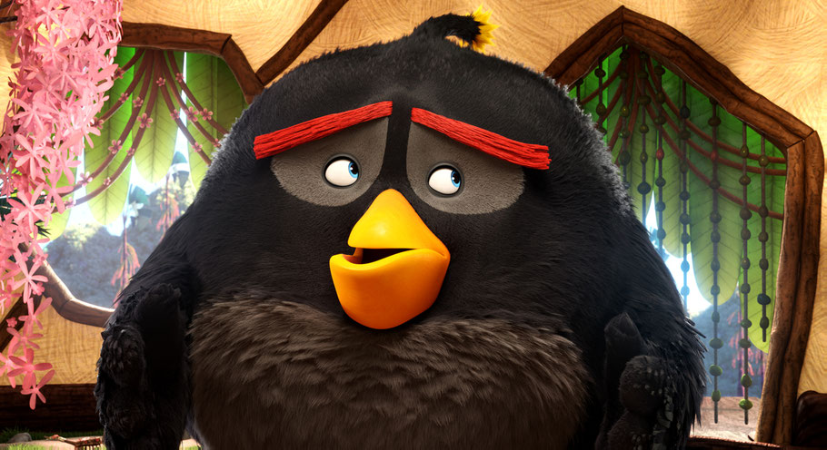 Angry Birds Film - BOMB - Rovio Entertainment - Sony Pictures - kulturmaterial
