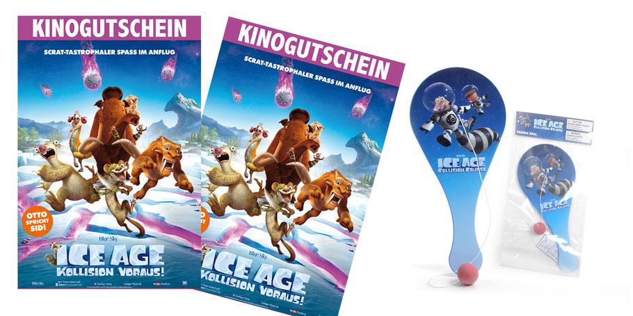 Ice Age 5 - Kollision Voraus - 20th Century Fox - kulturmaterial - Gewinnspiel