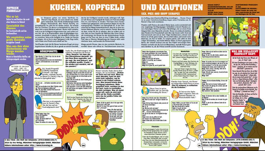 Die Welt der Simpsons-Riva-MVG-Staffel 20-kulturmaterial