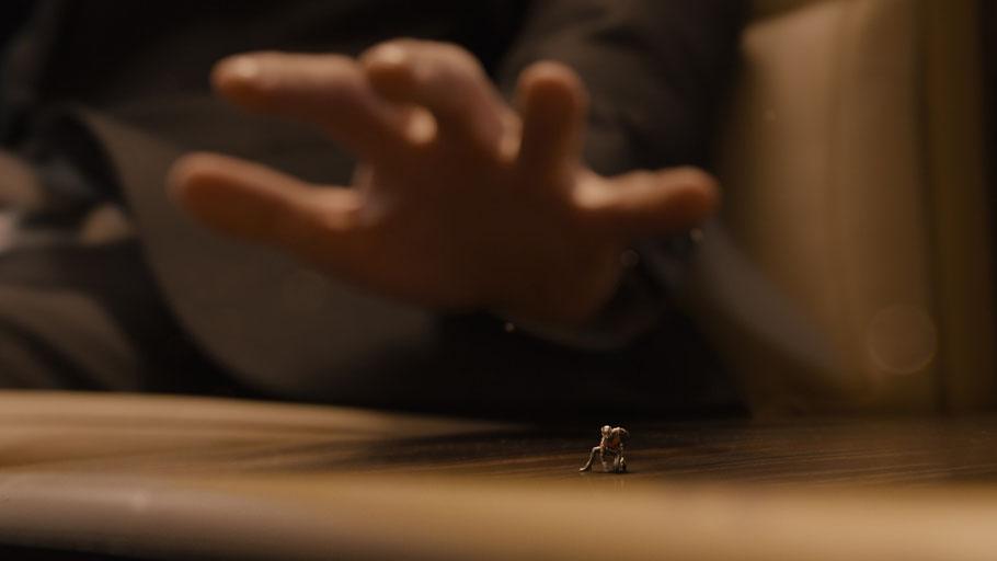 Ant-Man - Paul Rudd - Michael Douglas - Michael Pena - Disney Marvel - kulturmaterial