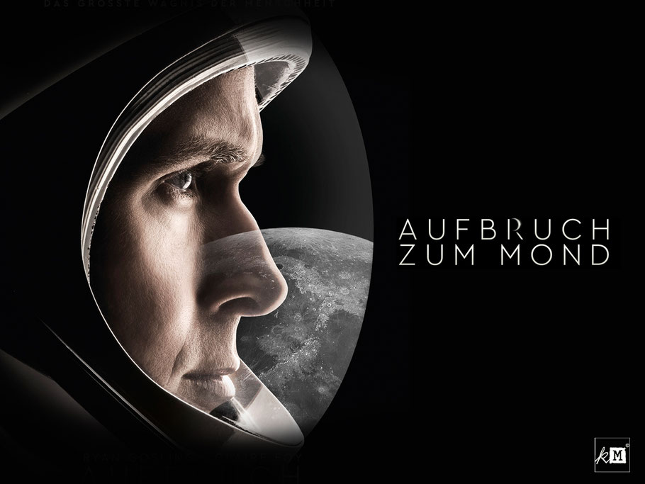 Aufbruch zum Mond - Ryan Gosling - Universal - kulturmaterial