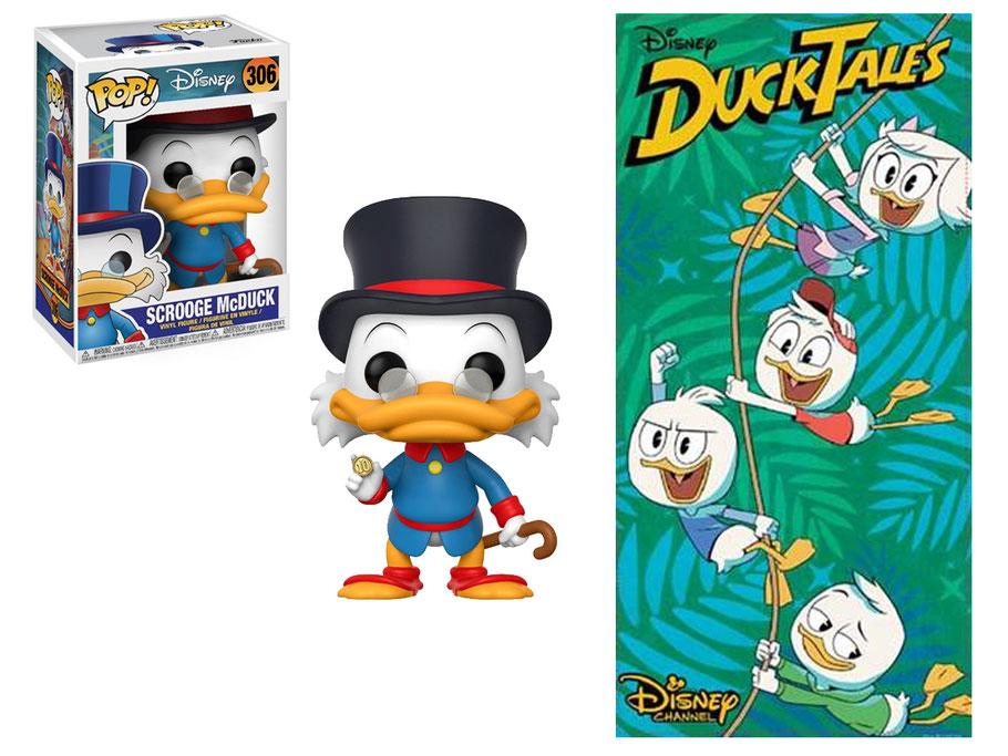 DuckTales Gewinnspiel - Disney Channel - kulturmaterial