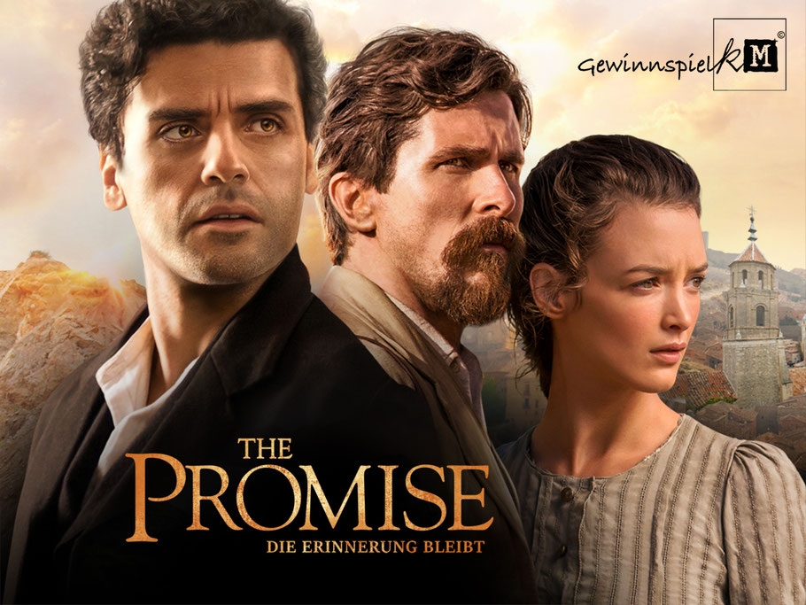 The Promise Film - Capelight - kulturmaterial