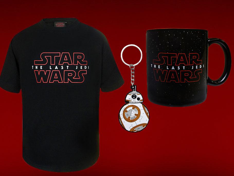 Star Wars Story - by George Lucas - Lucasfilm - STAR WARS VIII THE LAST JEDI - kulturmaterial - Gewinnspiel
