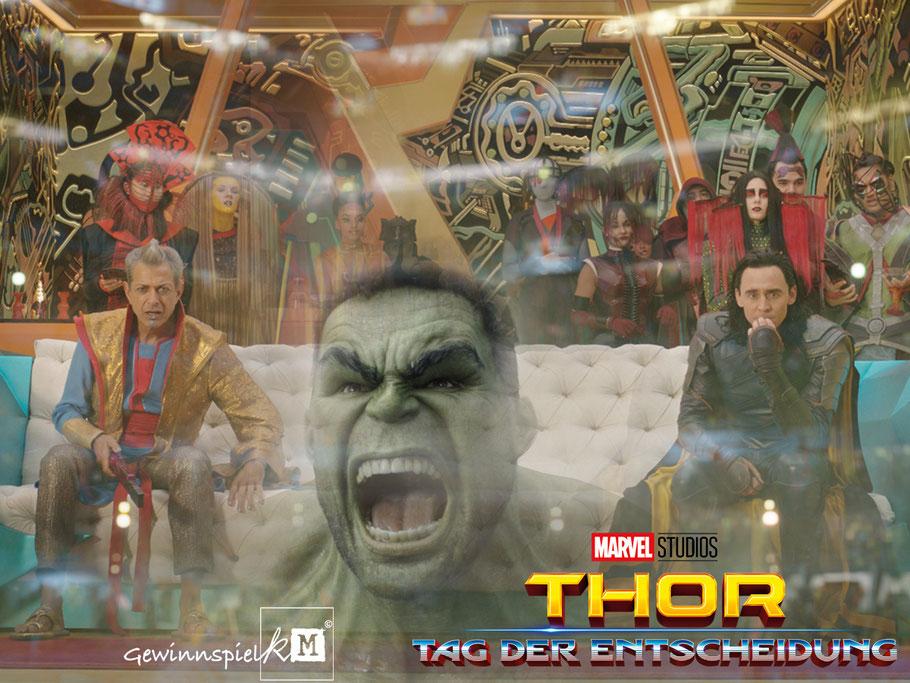 Thor 3 Tag der Entscheidung - Marvel - kulturmaterial
