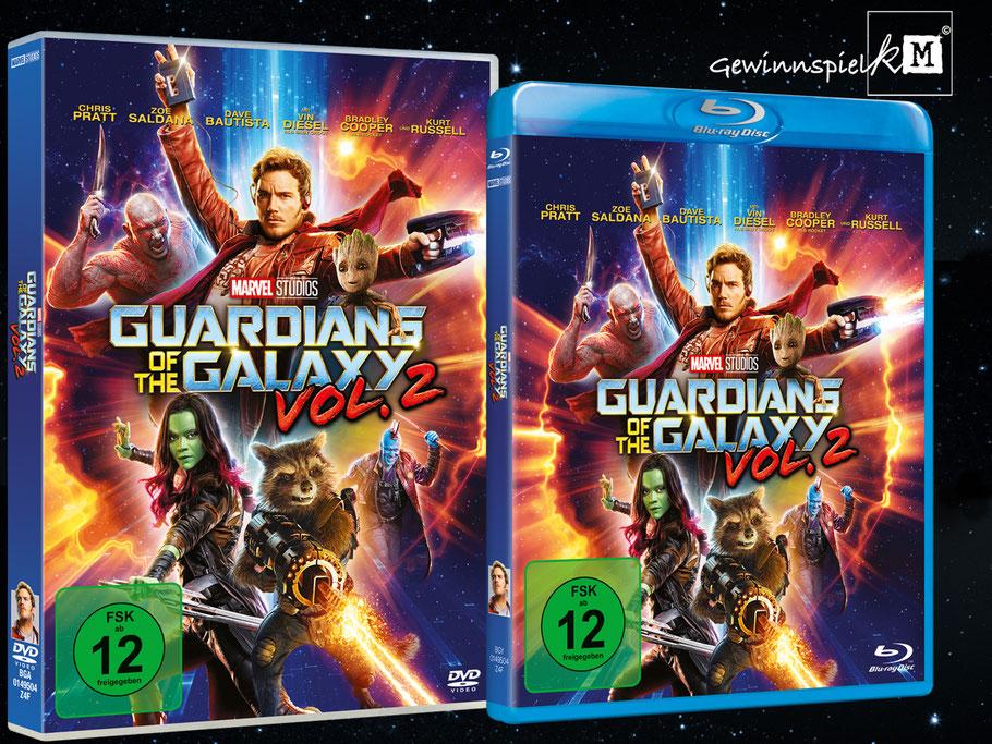 Chris Pratt - Guardians Of The Galaxy 2 - Marvel - kulturmaterial