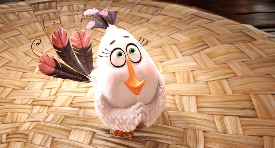 Angry Birds Film - MATILDA - Rovio Entertainment - Sony Pictures - kulturmaterial