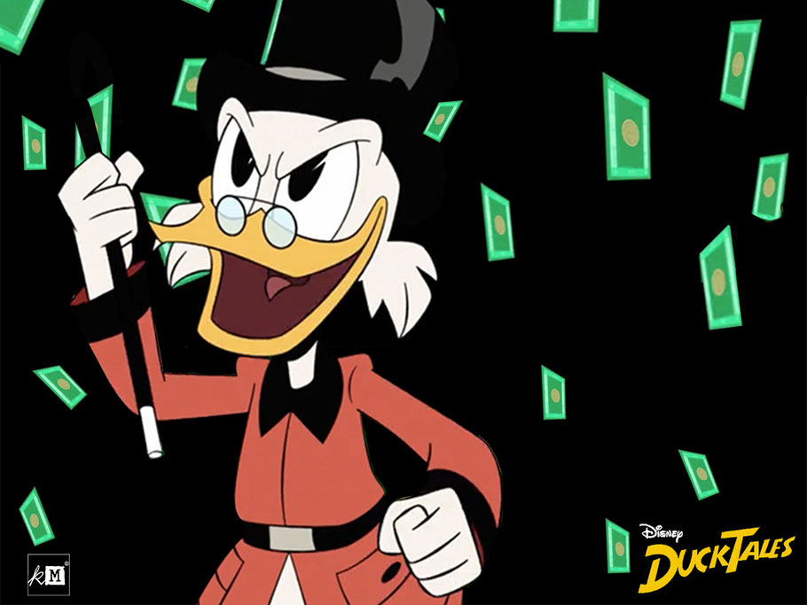 DuckTales - Disney Channel - kulturmaterial