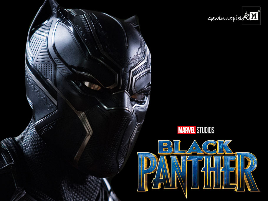 Black Panther Character - Marvel - kulturmaterial