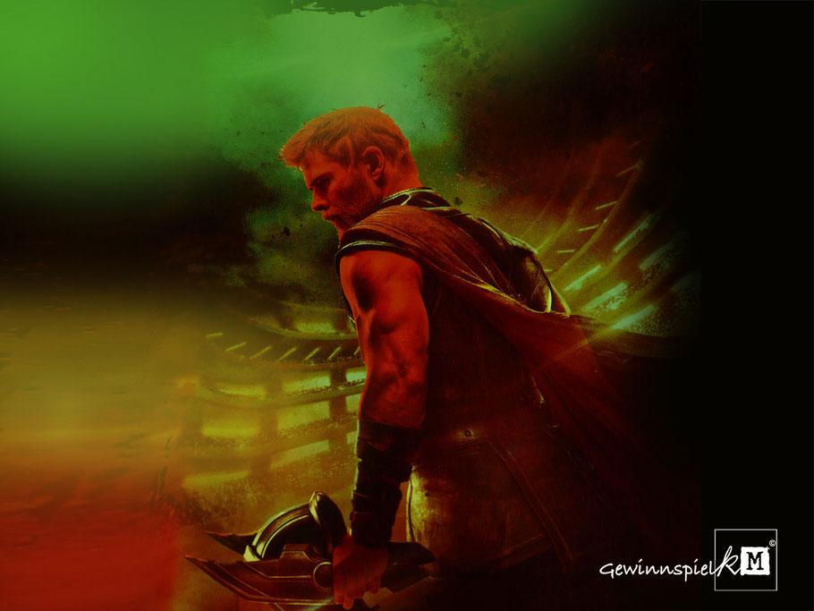 Thor Tag Der Entscheidung Ragnarok Blu-ray - Chris Hemsworth - Marvel Cinematic Universe - kulturmaterial