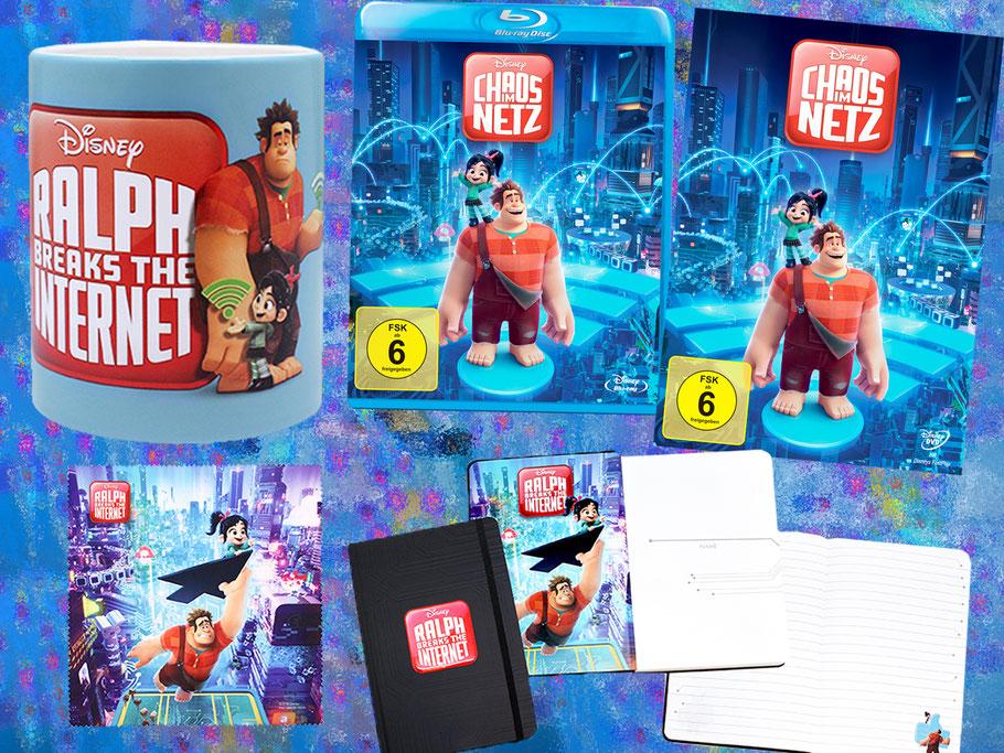 Chaos_Im_Netz_Blu-ray_Gewinnspiel_Disney_kulturmaterial