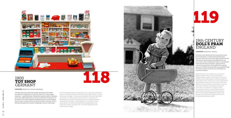 Vintage Toys - Seideldesign Foto Copyright - earbooks - kulturmaterial - Innenseiten 127-127