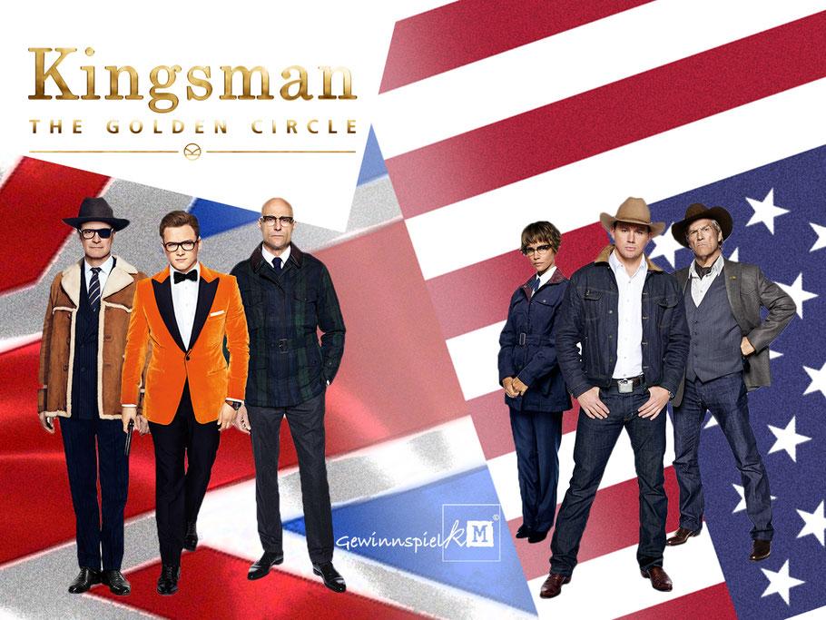 Matthew Vaughn - Kingsman Golden Circle - Fox - kulturmaterial