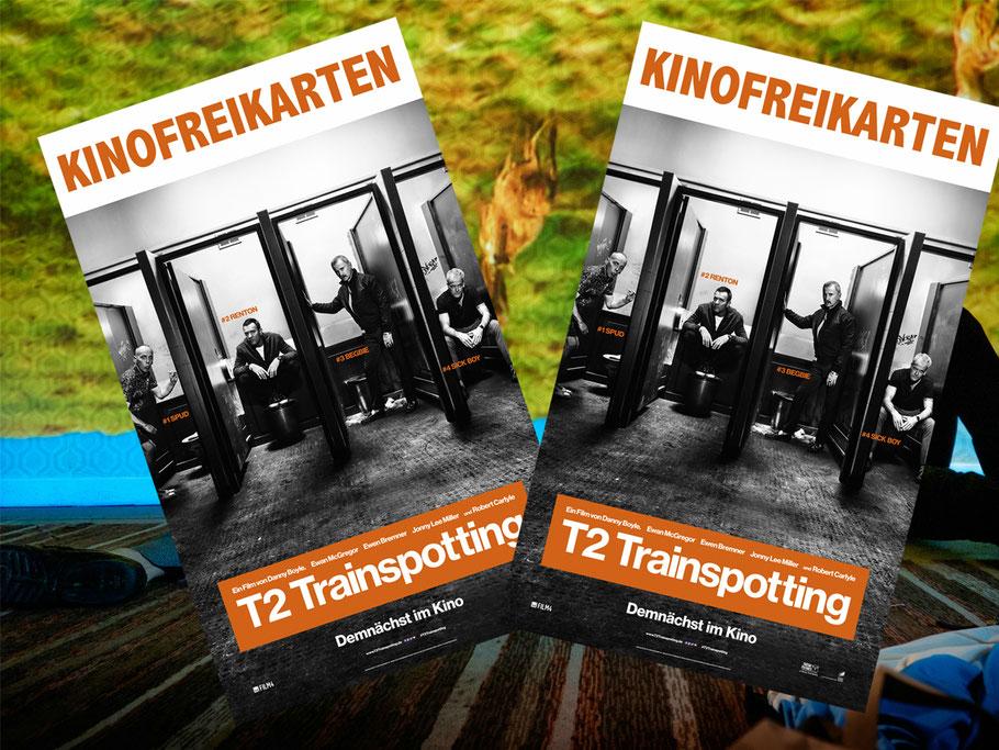 Trainspotting 2 Gewinnspiel - Columbia TriStar Sony - kulturmaterial