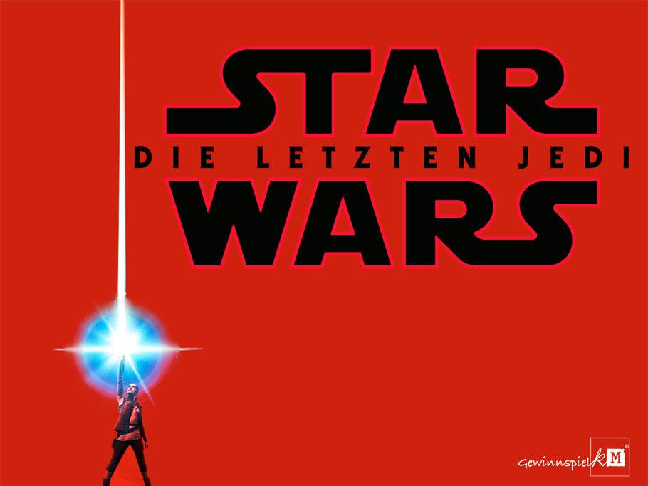 Star Wars Story - by George Lucas - Lucasfilm - STAR WARS VIII THE LAST JEDI - kulturmaterial