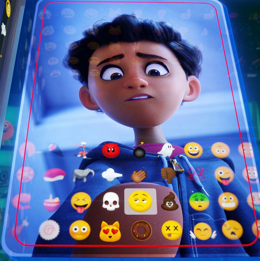 Emoji Der Film - SONY - kulturmaterial