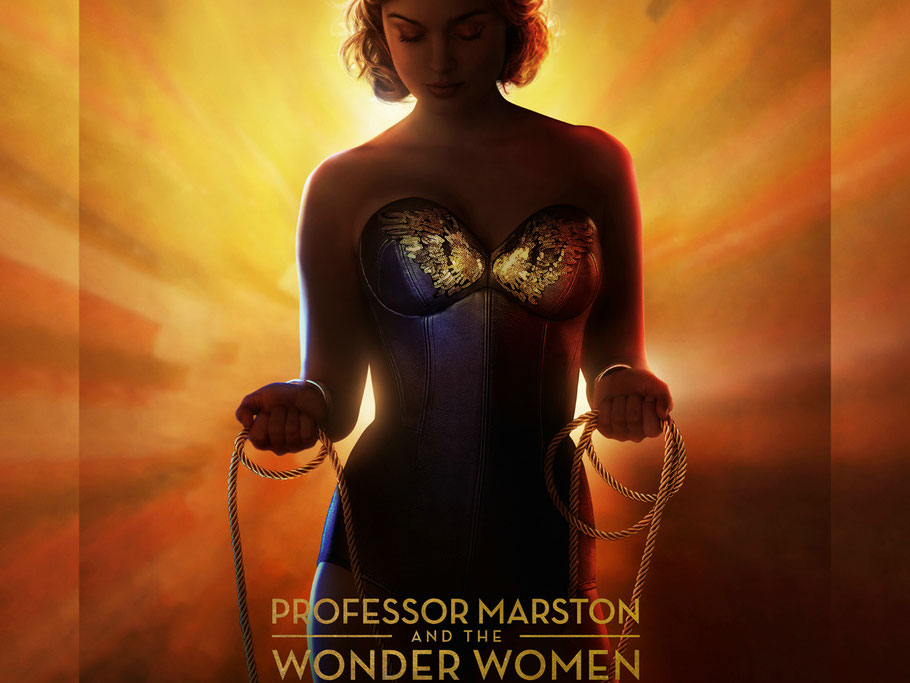Professor Marston And The Wonder Woman - SONY - kulturmaterial