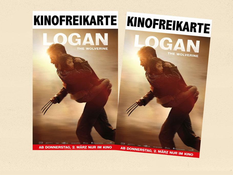 Logan The Wolverine Gewinnspiel - Hugh Jackman - FOX - kulturmaterial