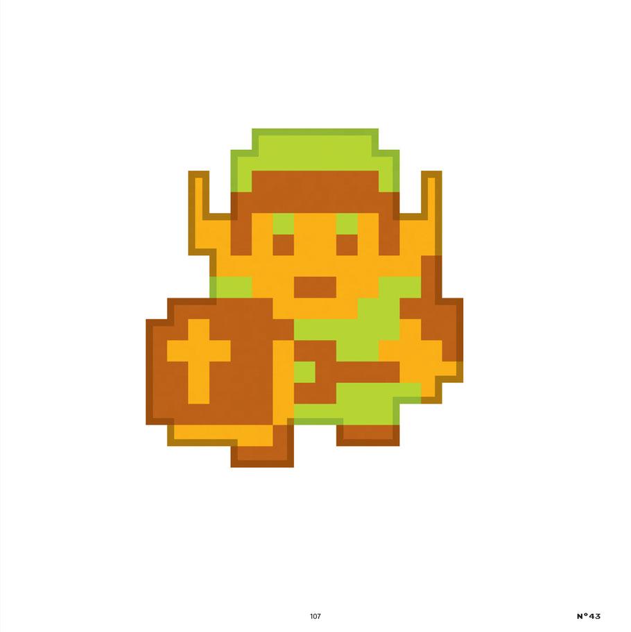 Retro Videospiele - Zelda - 8-Bit - Bildband - EarBooks - kulturmaterial