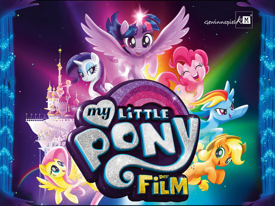 Lauren Faust - My Little Pony Der Film - TOBIS - kulturmaterial
