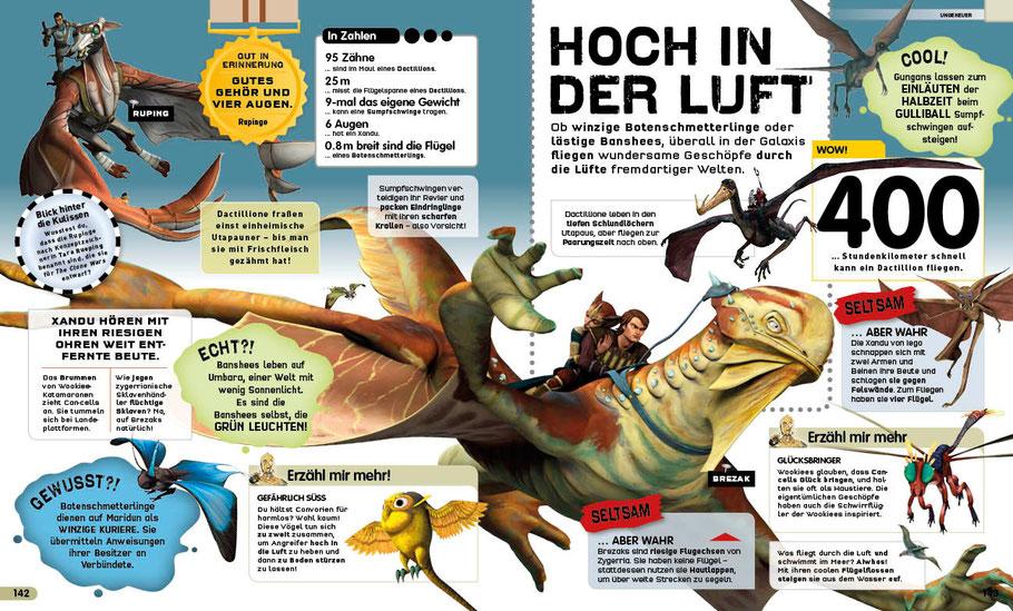 STAR WARS Absolut Alles Was Du Wissen Musst - Dorling Kindersley Verlag - kulturmaterial
