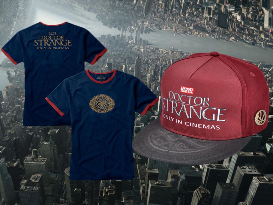 Doctor Strange Fanartikel - Marvel - kulturmaterial - Gewinnspiel