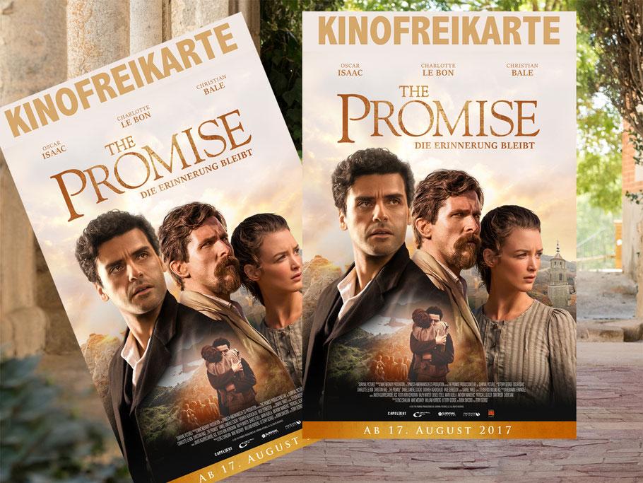 The Promise Film Gewinnspiel - Capelight - kulturmaterial