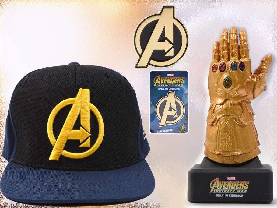 Marvel Avengers Infinity Steine - kulturmaterial - Gewinnspiel