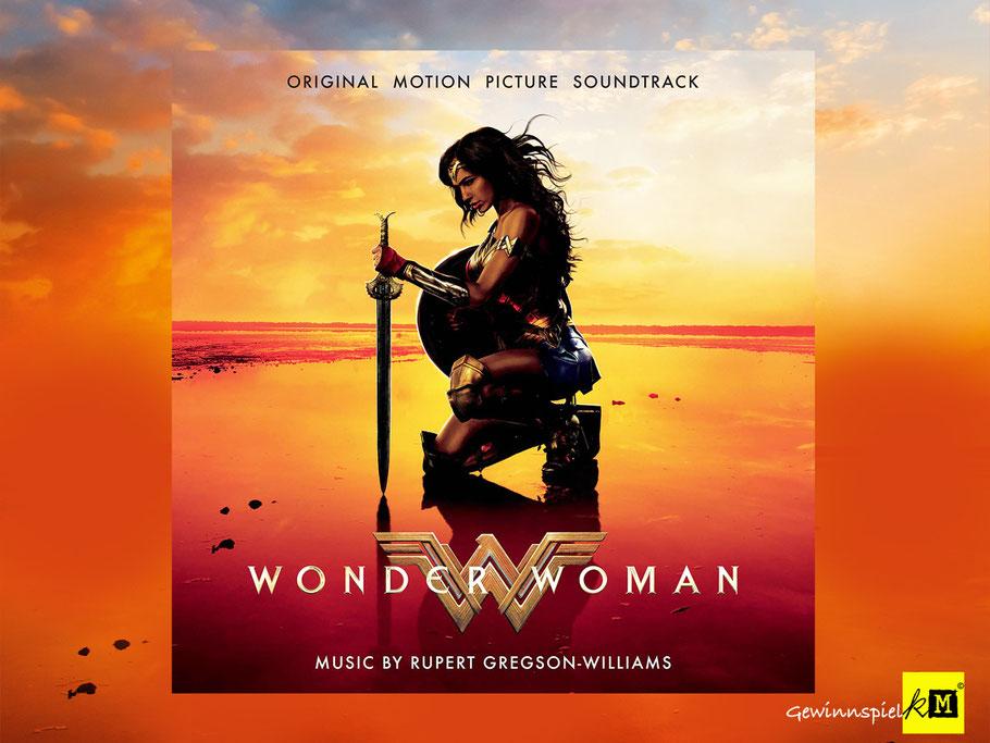 Wonder Woman Original Motion Pictures Soundtrack - Sony Music - kulturmaterial