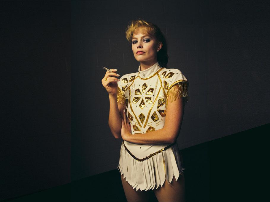 TONYA Harding Blu-ray - Margot Robbie - DCM - kulturmaterial