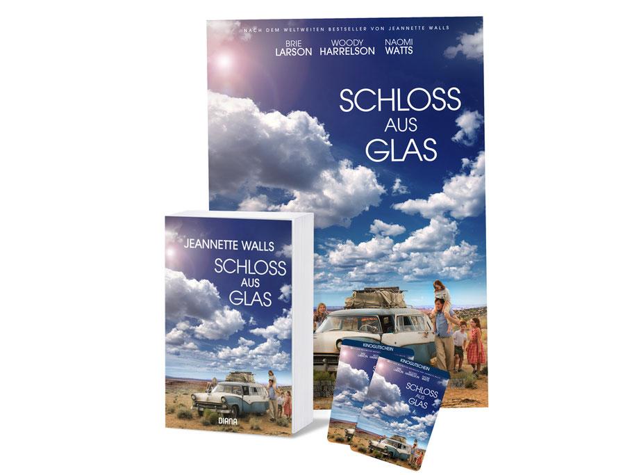 Woody Harrelson - Schloss aus Glas - Arthaus - Studiocanal - kulturmaterial Gewinnspiel