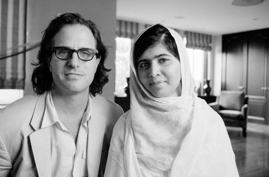 Malala Yousafzai - Documentary by Davis Guggenheim - 20th Century Fox - kulturmaterial - Sondermotiv