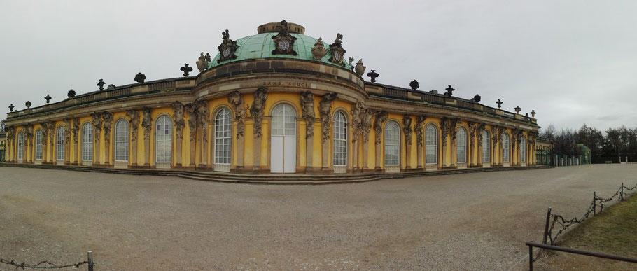 Schloss Sanssoucis