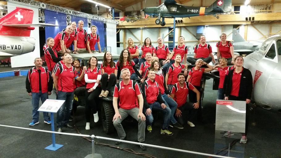 TG Hütten Masters an der GV 2016