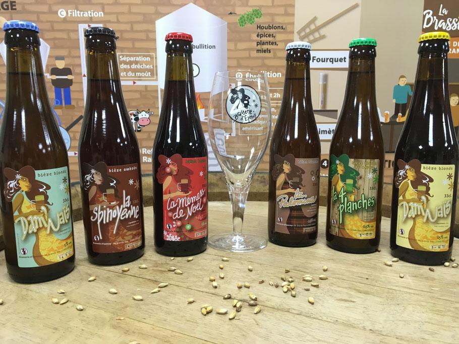 brasserie d'epenoy - producteurs du doubs - association llb - bière artisanale