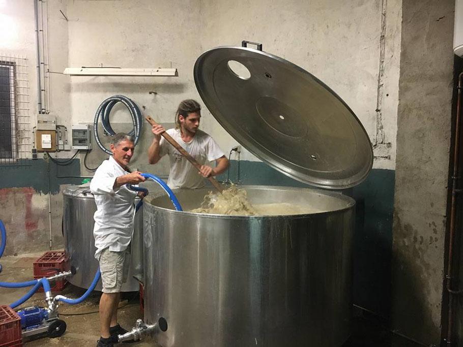 brasserie la nocture - association llb - producteur du jura