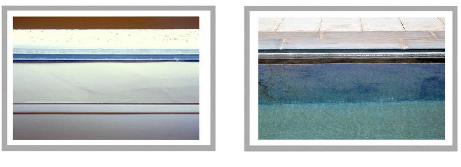 Belvédère - San Pedro / 30 x 45 cm (both) / Photos in frame / 2013