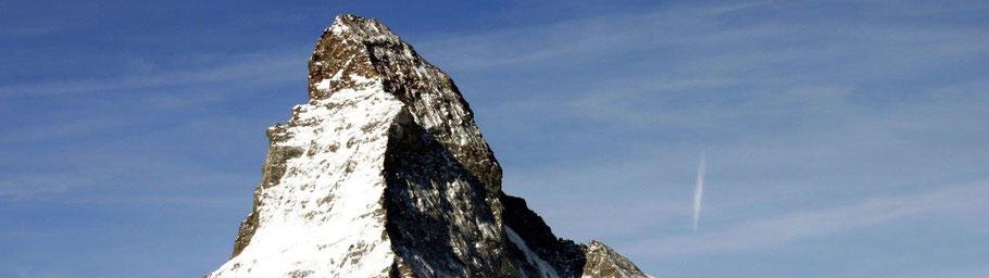 Matterhorn Standartrundflug Zermatt
