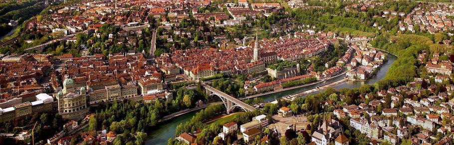 Stadtrundflug Bern