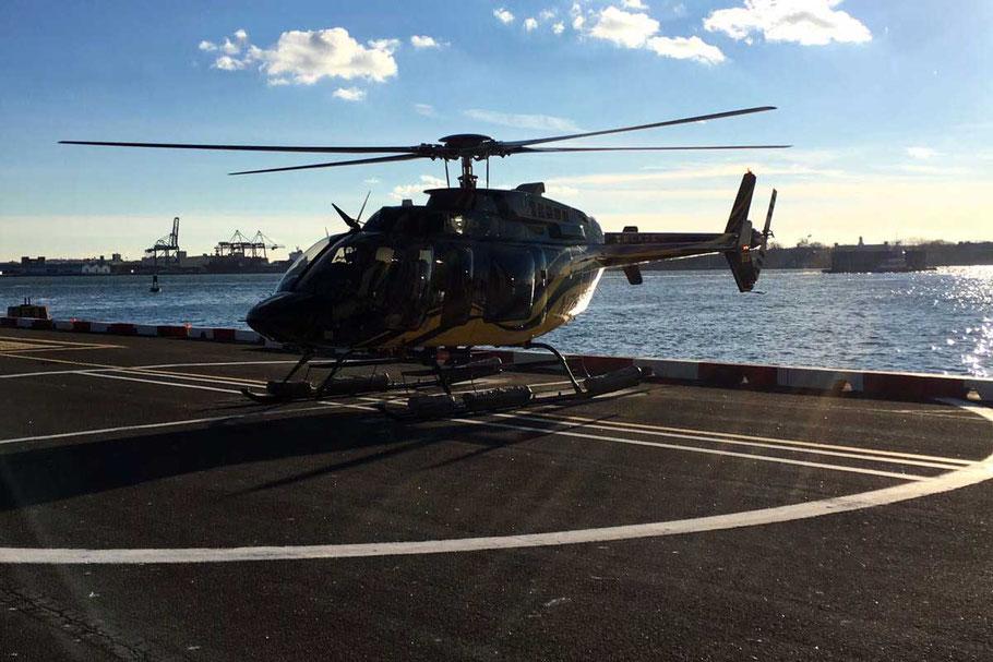 Bell 407 New York