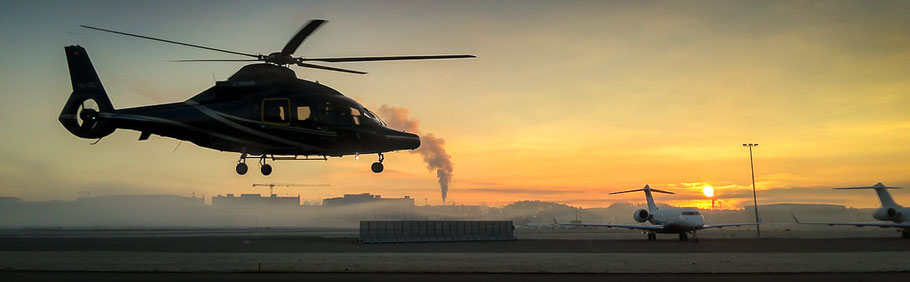 Helikopter VIP / Geschäftsflug