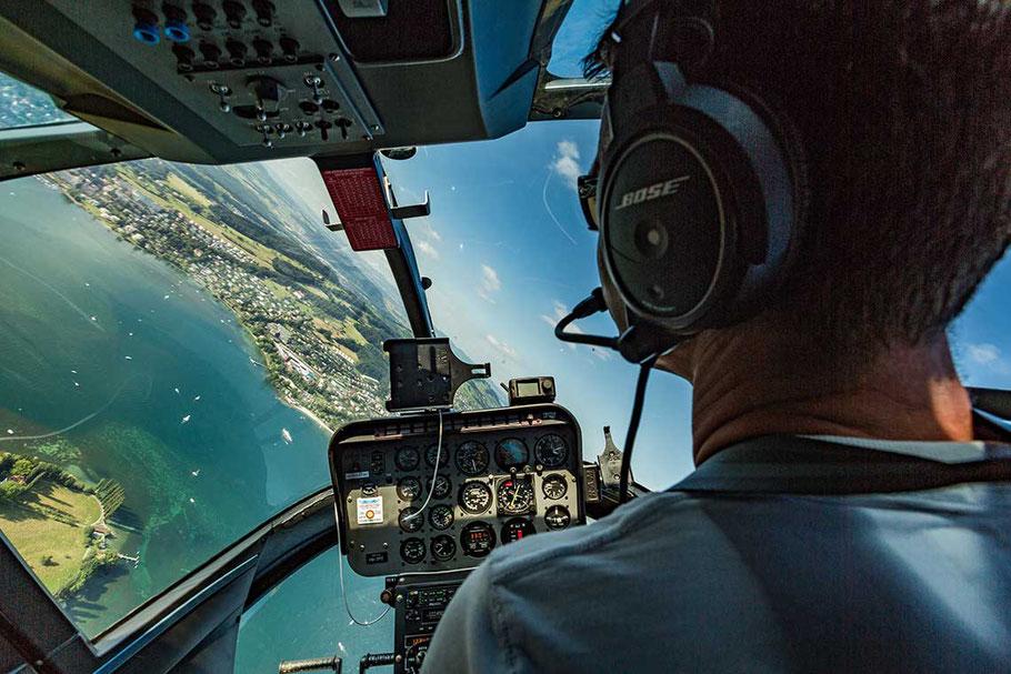 Möchten Sie Helikopter Pilot werden- erfüllen Sie sich Ihren Traum