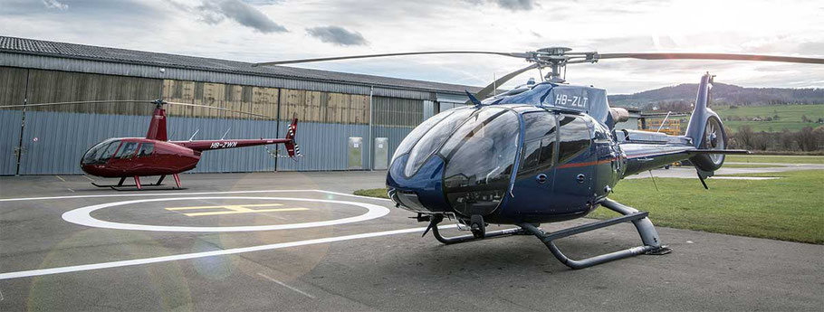 Helikopter Altenrhein