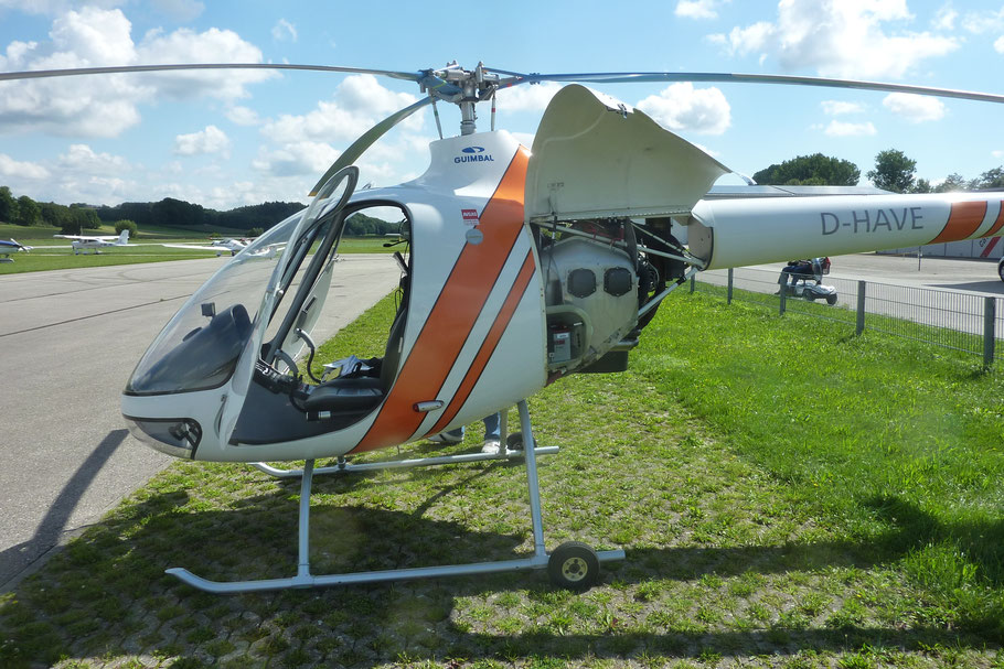 Hubschrauber Cabri