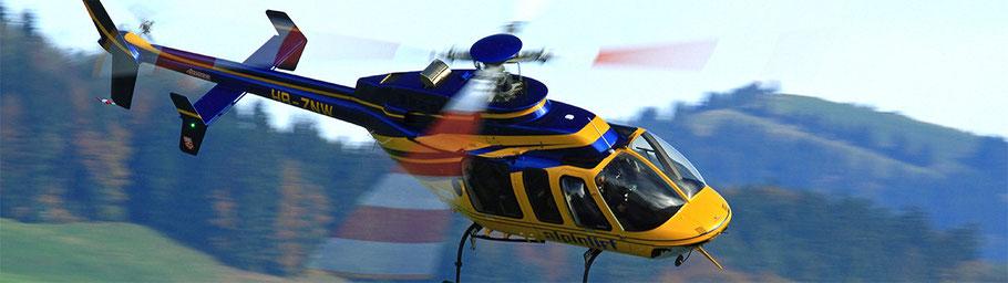 Helikopter Basis Buochs